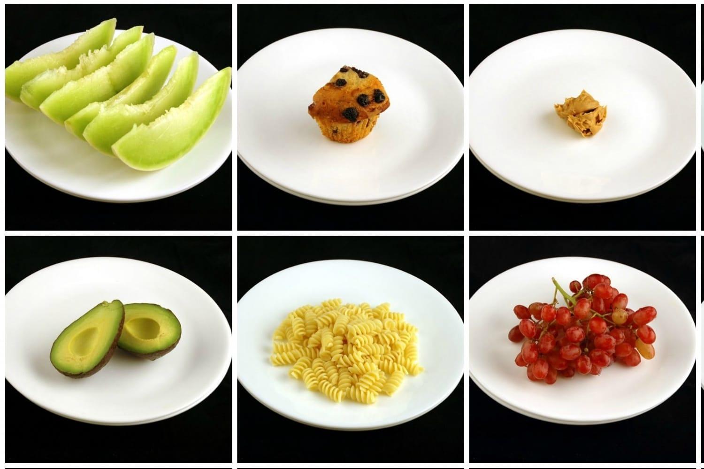 Ennyi 200 kalória a tányérodon: képek az aprócska mennyiségről