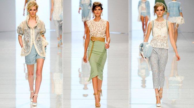 Ermanno Scervino kollekció tavasz/nyár 2012