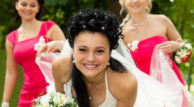 Esküvői babonák, hagyományok