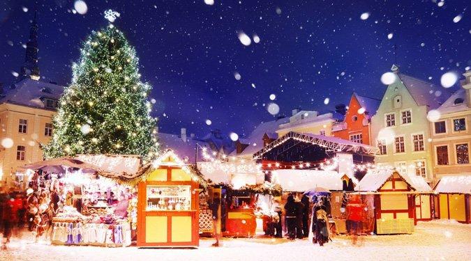 Európa 10 legszebb karácsonyi vására