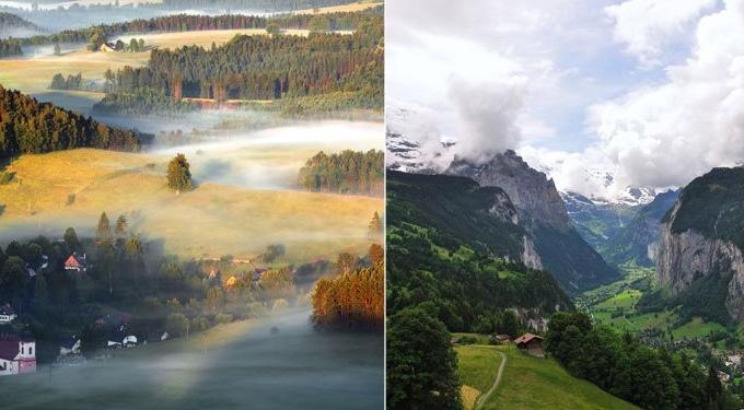 Európa 10 legszebb nemzeti parkja