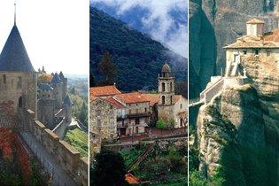 Európa rejtett szépségű helyei
