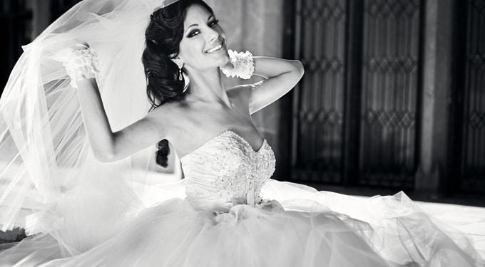 Ez a menyasszonyi ruha mutatna rajtad a legjobban