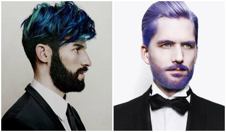 Ezek a színes szakállas férfiak szexisebbek, mint hinnéd – Ismerd meg a Merman trendet
