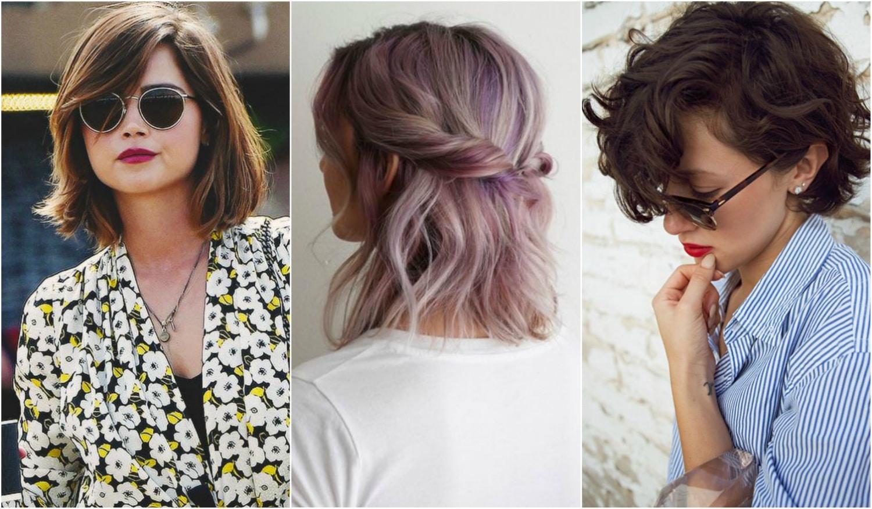 Az idei nyár 12 legtrendibb rövid frizurája