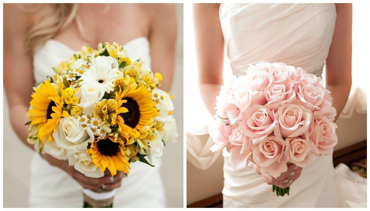 Ezt akkor is nézd meg, ha még nem vagy menyasszony: a legszebb esküvői csokrok képei