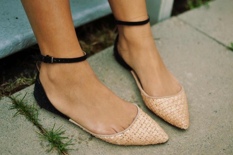 Ezt muszáj tudnod, ha balerinát hordasz – Így előzheted meg a kellemetlen cipőszagot