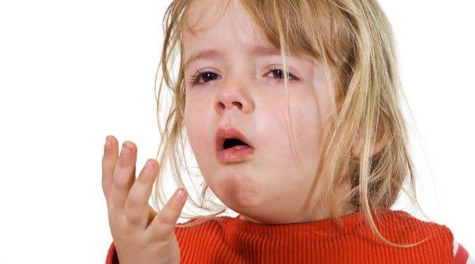 Félelmetes gyerekbetegség, a krupp