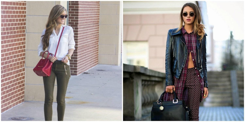 Férfias trend nőies kivitelben: így viselik az inget a bloggerinák