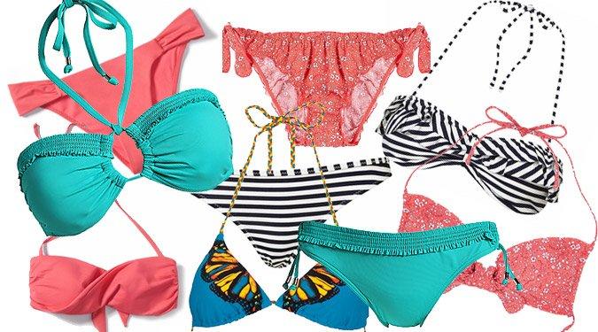 Fürdőruha divat válogatás 2012 nyárra