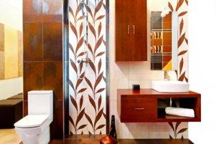 Fürdőszobai burkolólap divat 2011