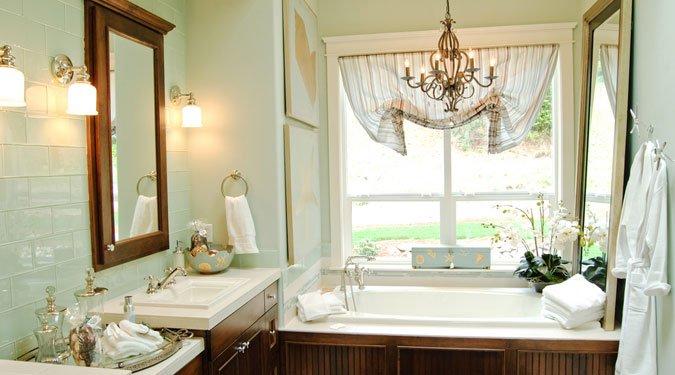 Fürdőszobai dekoráció ötletek