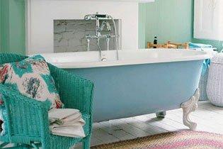 Fürdőszobai lakberendező ötletek a relaxált hatásért