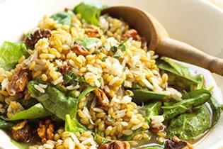 Fűszeres árpás rizs