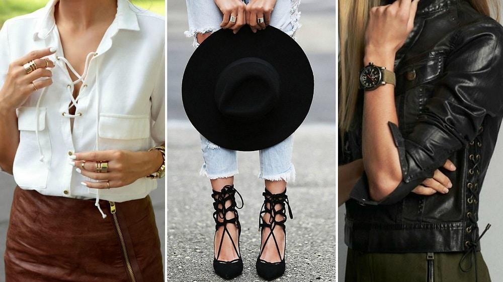 Fűzők mindenhol – Neked hogy tetszik a legújabb lace-up trend?