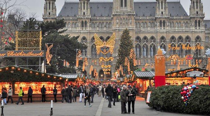 Felejthetetlen karácsony Bécsben