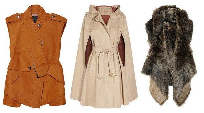 Felsőruházat divat 2011 ősz