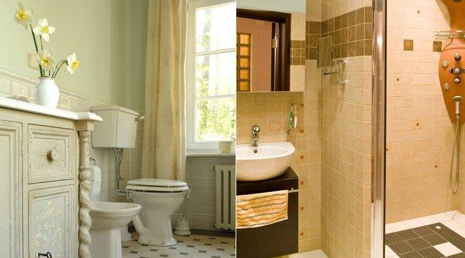 Feng shui ötletek a fürdőszobába