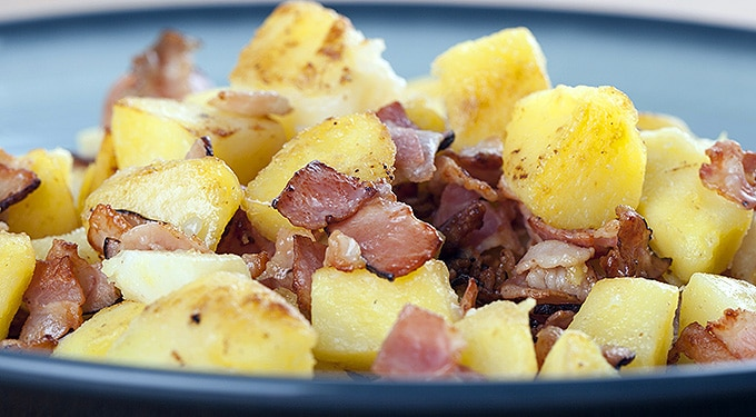 Fenséges sült krumpli receptek