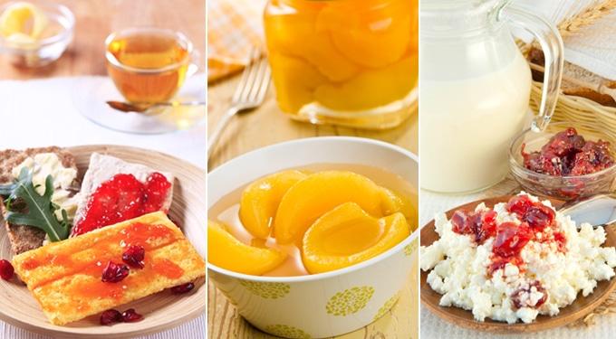 Finom és egészséges nassolnivalók