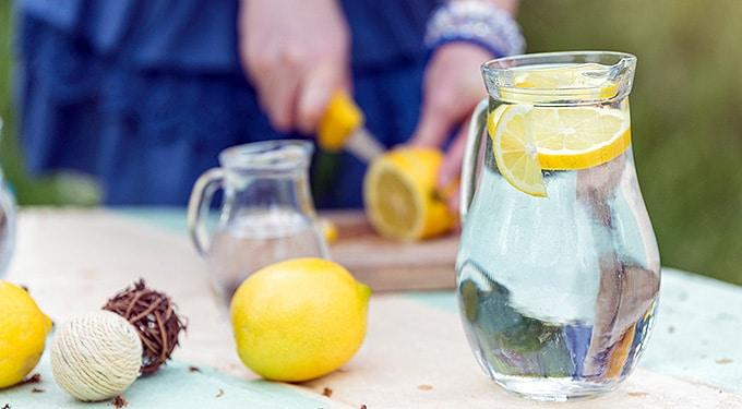 Frissítő limonádé variációk, ha nem tudod, mivel oltsd a szomjad