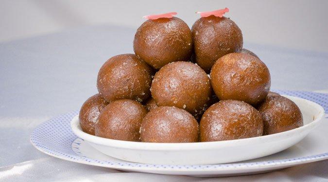 Gulab Jamun, az indiai desszert