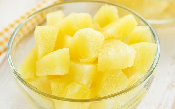 Gyógyító ananász, az indiánok orvossága