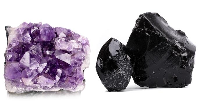 Gyógyító erejű kristályok