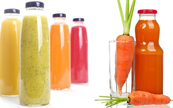 Gyümölcs- és zöldséglevek: tényleg egészségesek?