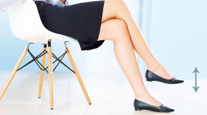Győzd le a nyugtalan láb szindrómát!