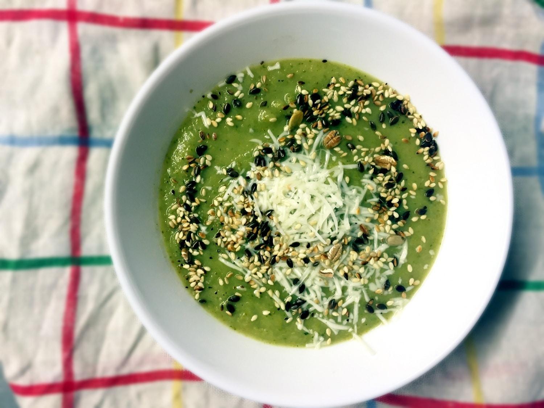 Gyors, diétás, laktató – Clean brokkolikrémleves