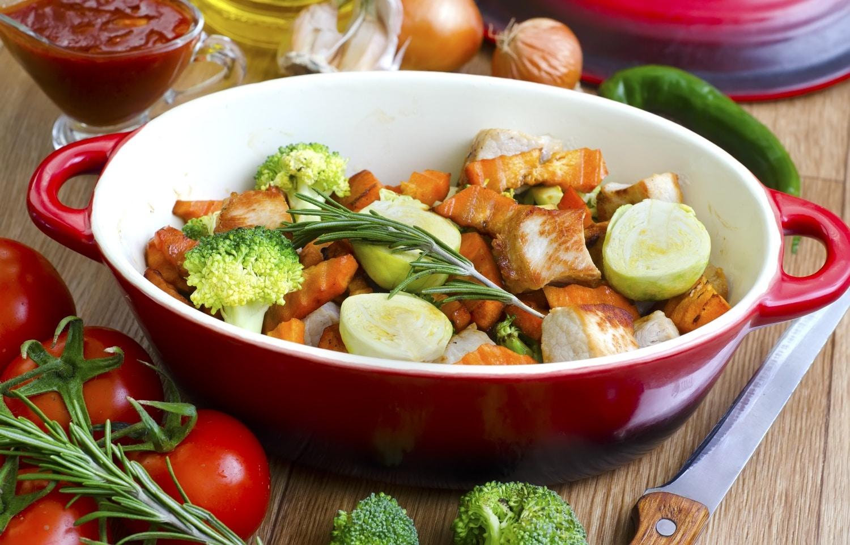 Gyors, fitt, isteni ebéd: Cukkinis csirkemell pirítva
