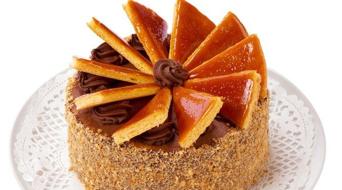 Házi Dobos torta recept