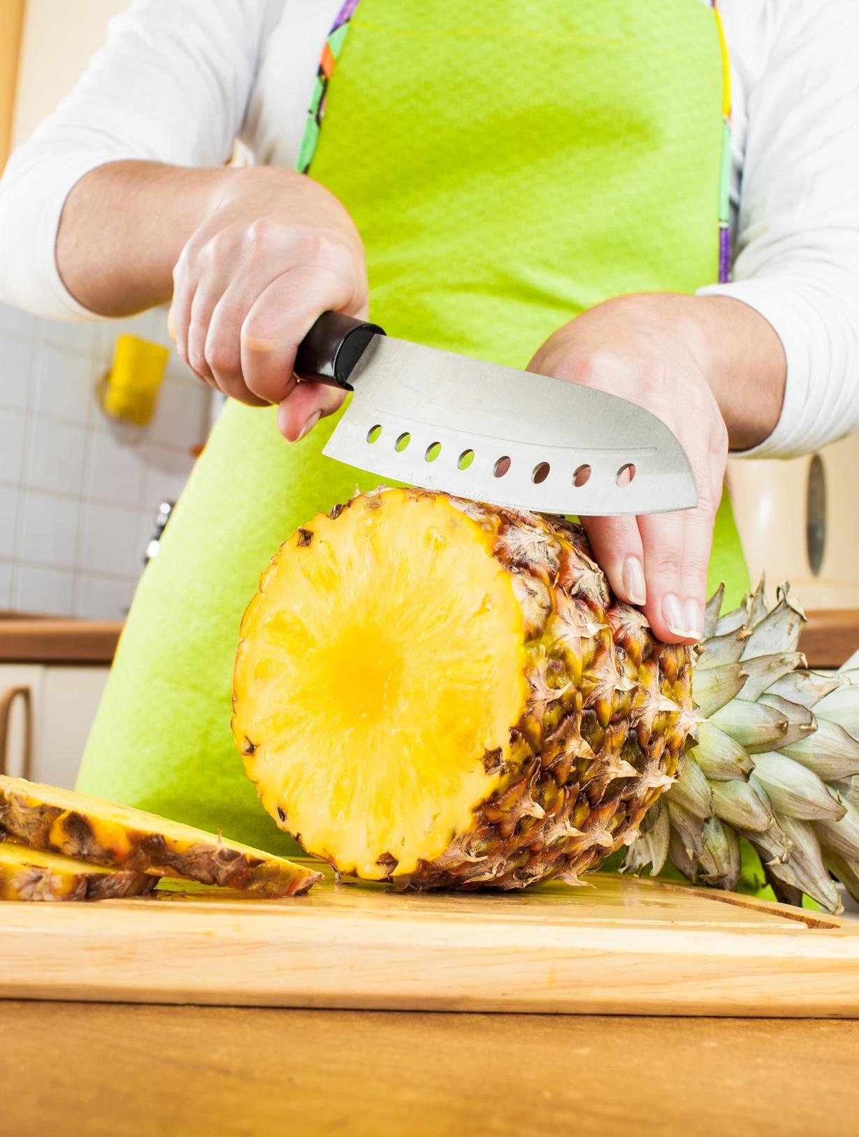 Híres amerikai filmsztárok villámdiétája ananásszal