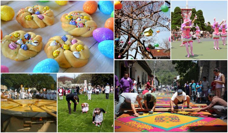 Húsvét a világ körül – Nézd meg, hogyan ünnepelnek a különböző kultúrák!