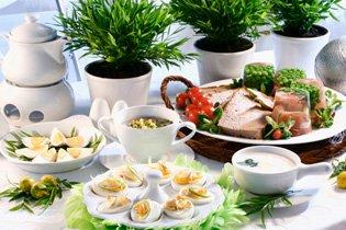 Húsvéti menü receptekkel