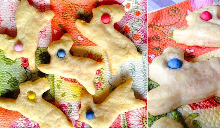 Húsvéti nyuszi keksz
