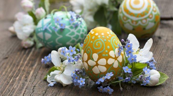 Húsvéti tojásdíszítő tippek temperával