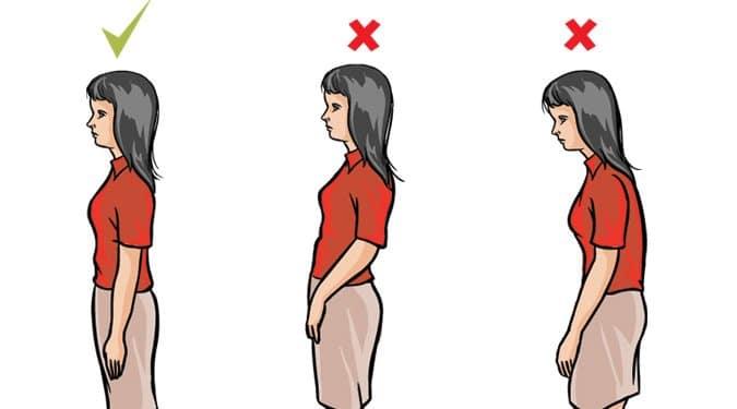 Húzzuk ki magunkat! 8 tipp az egyenes testtartásért