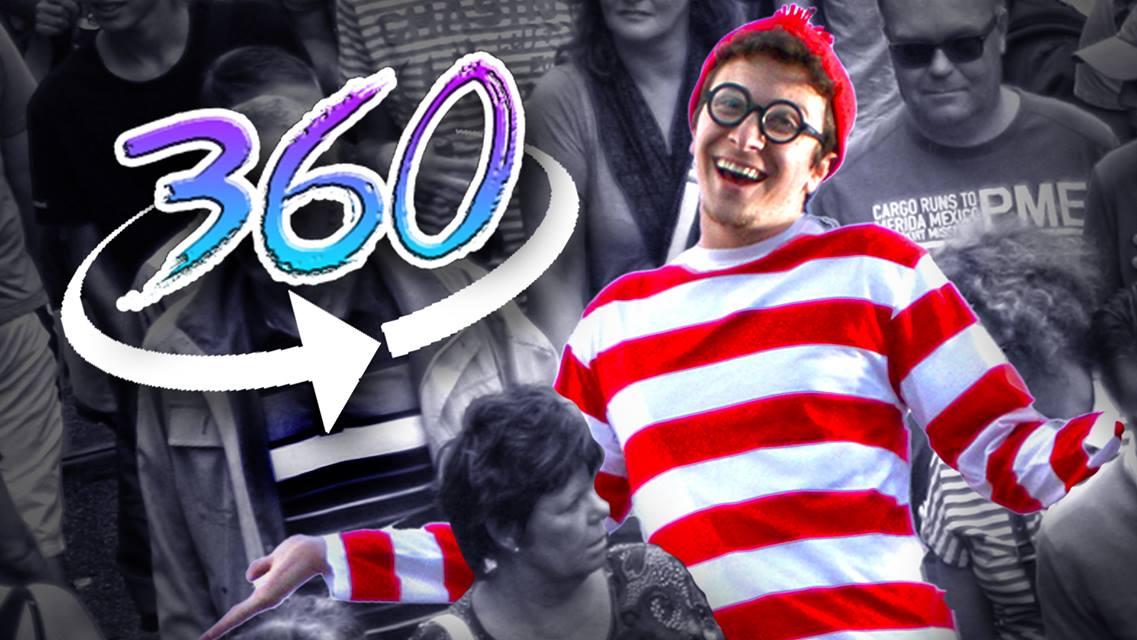 Ha ezt kipróbálod, ma már biztosan nem dolgozol – Te megtalálod Waldót?