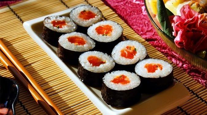 Hagyományos japán sushi recept
