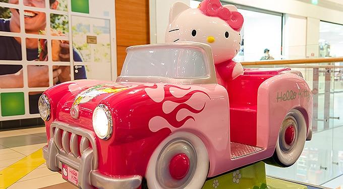 Hello Kitty esete a MILF-fel
