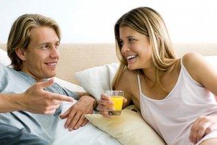 Hogyan beszélj a férfival, hogy hallgasson rád