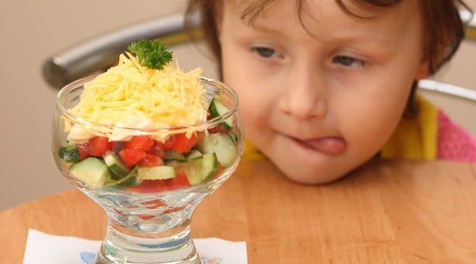 Hogyan fogyasszuk le a gyereket?