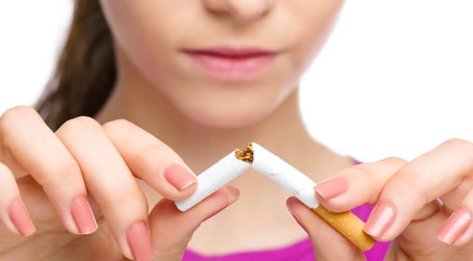 Hogyan hat a szépségedre, ha leszoksz a dohányzásról?