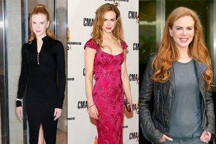 Hogyan lehet Nicole Kidman alakunk?