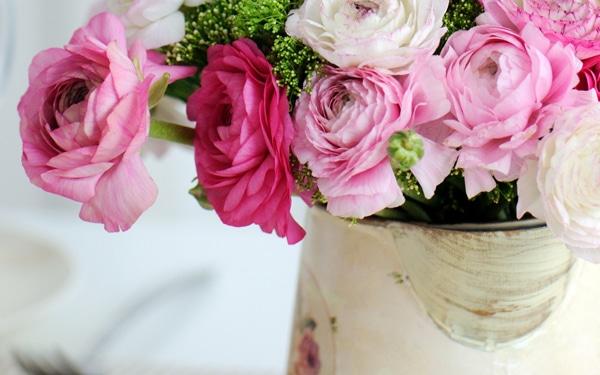Hogyan maradhat tovább szép a vágott virág?