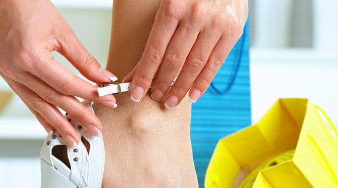 Hogyan ne legyen száraz a bőr a lábunkon?