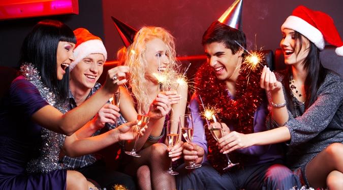Hogyan rendezz karácsonyi partit?
