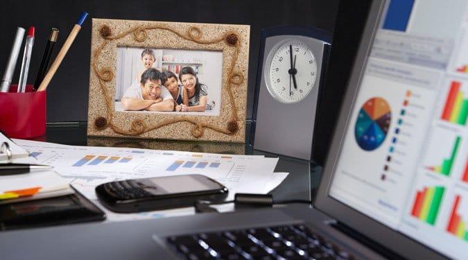 Hogyan tedd otthonosabbá irodádat?